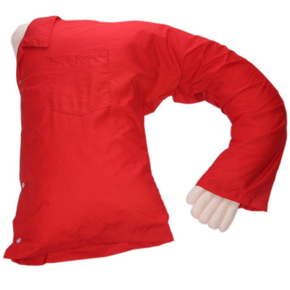 Deluxe ComfortBoyfriend Body Pillow