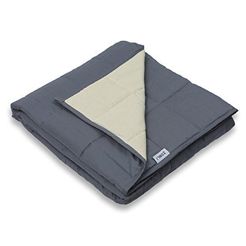 Zonli Premium Weighted Blanket 48 X72 20lbs For 170