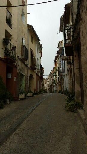 Judería. Calle de La Muela.