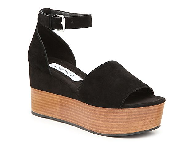 f6793eee0cd Women Zala Wedge Sandal -Black