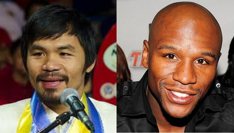 Floyd Mayweather Vs Manny Pacquiao Super Fight On The Brink Of Reality Floyd Mayweather Manny Pacquiao Pacquiao Fight