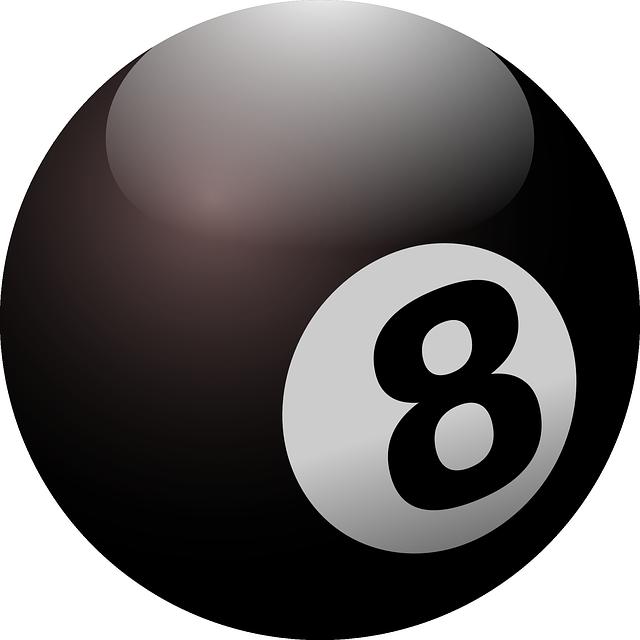 Free Image On Pixabay Billiard Ball Black Ball Eight Billiards Ball Bubble Shooter Games