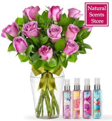 perfume de flores