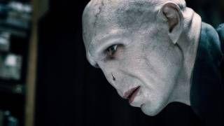 Lord Voldemort Makeup, via YouTube.