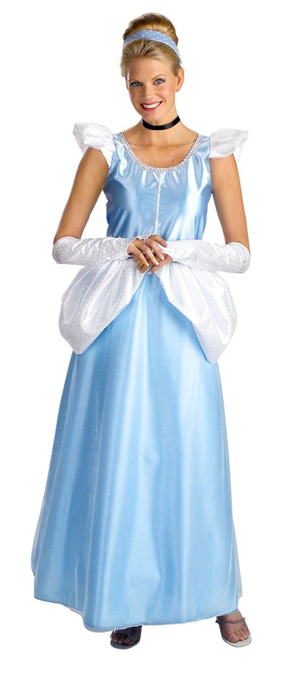 Princess Cinderella Costume  sc 1 st  Pinterest & Princess Cinderella Costume | Disney Princess Costumes | Pinterest