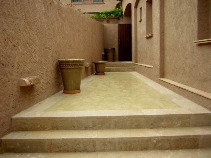 Microcemento alisado para pisos y revestimientos - Microcemento para exteriores ...