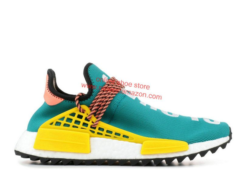 01aaea3ba652 Low Price Adidas Pw Human Race NMD Tr Pharrell Sun Glow Black EQT Yellow  Ac7188 Shoe