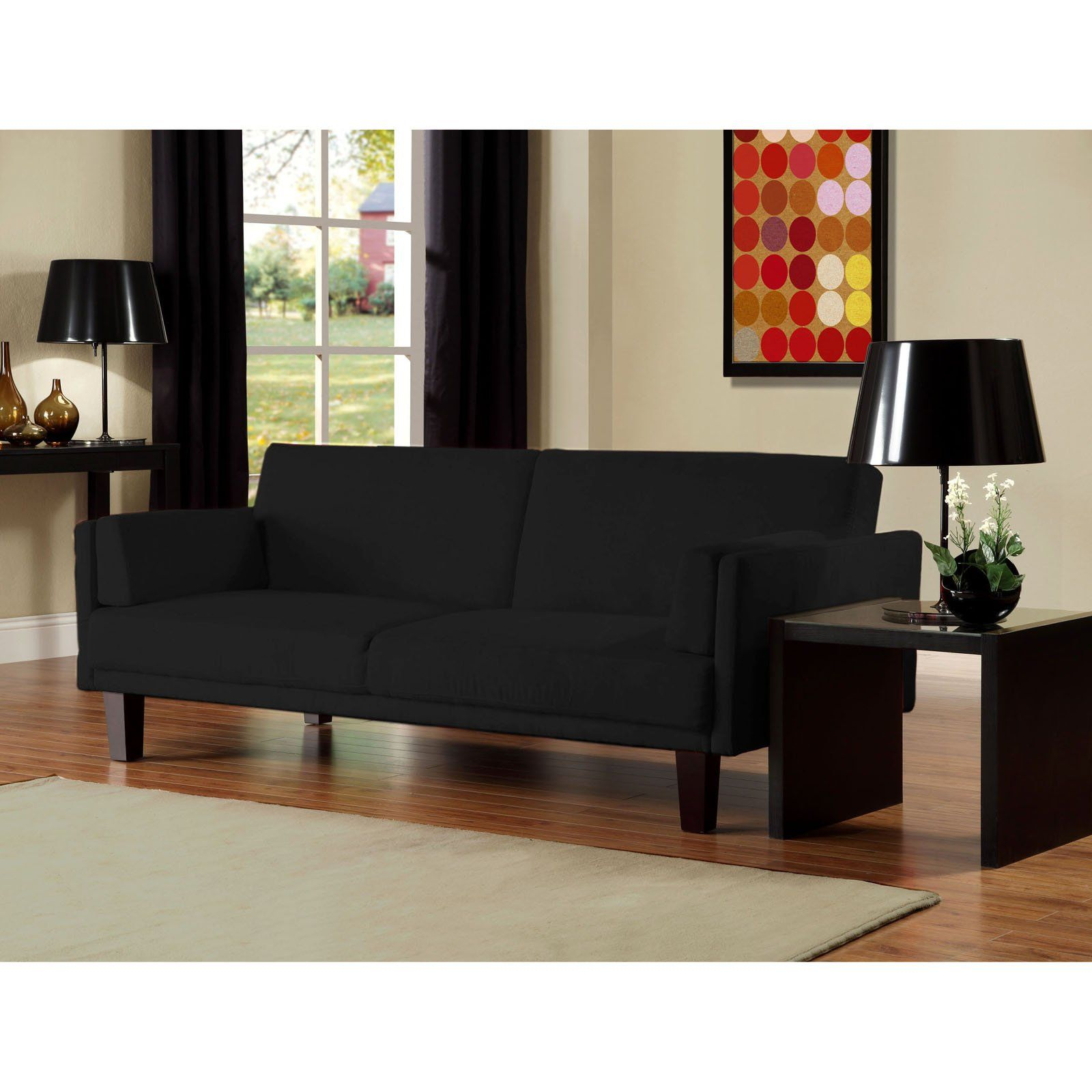 Thinking About Putting This Metro Futon Sofabed Multiple Colors In My Office