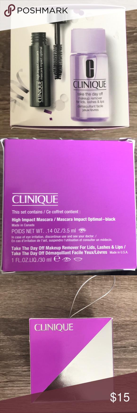 NWT Clinique Gift Set Clinique gift set, Clinique