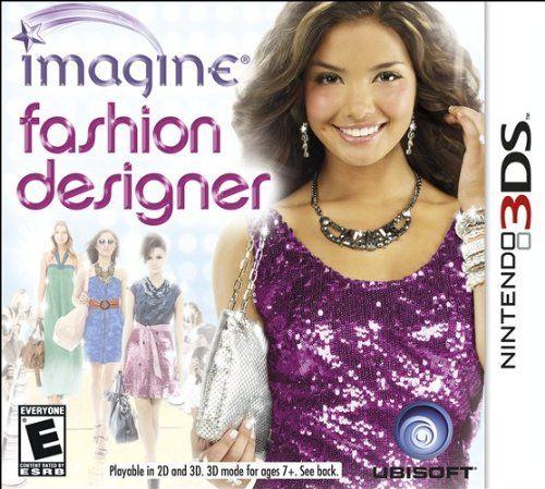 Imagine Fashion Designer 3ds Fashion Design Fashion Designer Game Fashion Designer New York