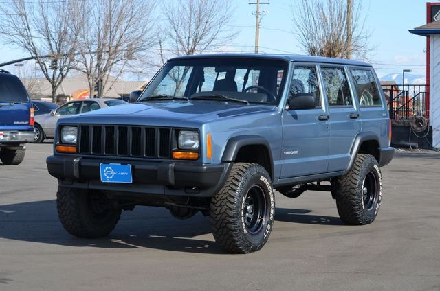 Pin By Driven On Driven Cars For Sale Boise Idaho Jeep Cherokee Xj Jeep Cherokee 1999 Jeep Cherokee