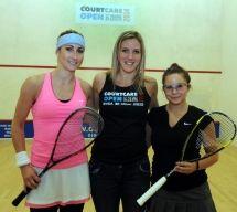 Chorley squash star Laura Massaro crowned her England team