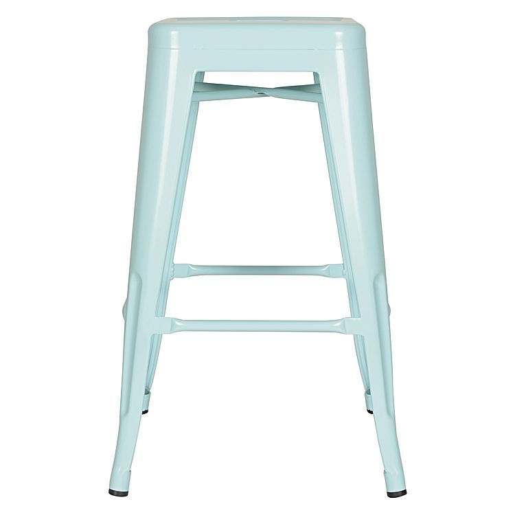 Replica Tolix Bar Stool 66cm By Simpel Zanui Tolix Bar Stool Bar Stools Stool