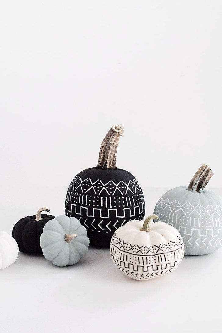 Capture Fall's Biggest Home Trend With These Cute, No-Carve Pumpkins
