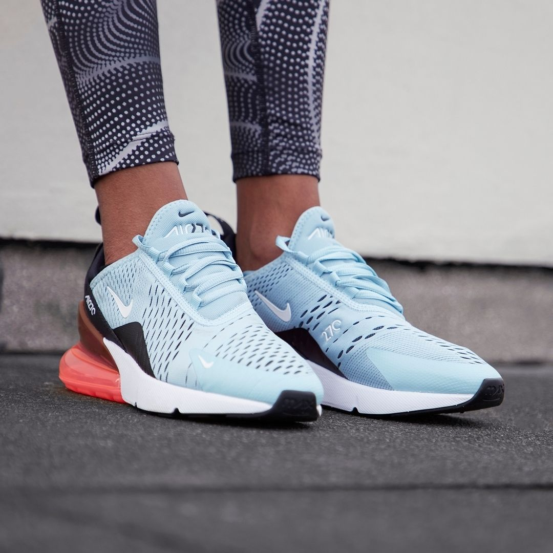 Nike Air Max 270 Women's Shoe - Nike Sneakers - SportStylist ...
