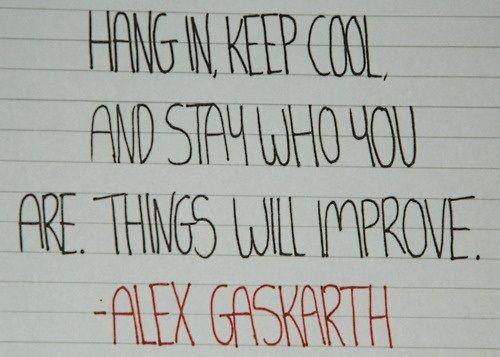 Listen to Alex