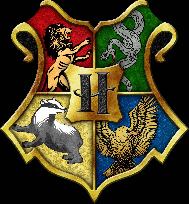 HP Imitation - Hogwarts Houses Crest Téléchargement ...