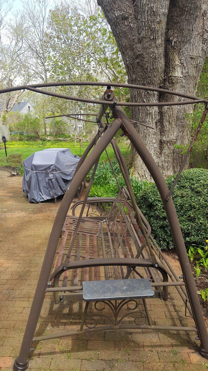 Costco canada deluxe 252402 patio swing products patio