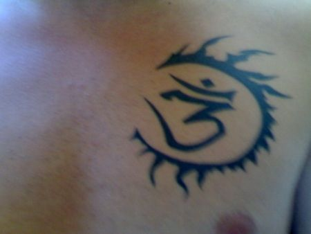 Tattoo Trends 20 Best Om Tattoo Designs With Meanings Pinterest