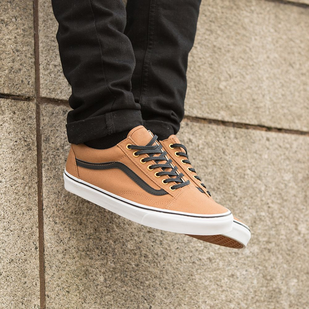 New In: The Vans Old Skool T&L Trainer available online & in ...