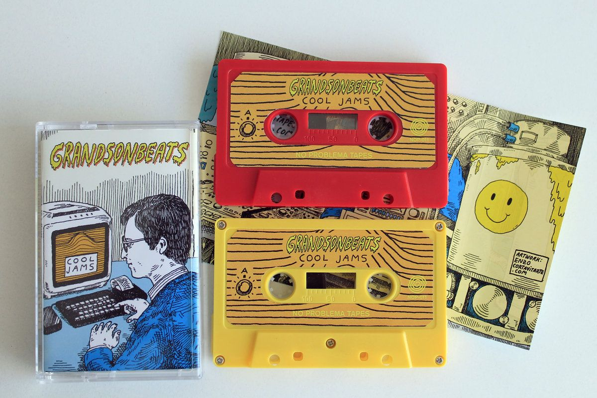 Cool Jams No Problema Tapes Cool Stuff Jam Book Cover