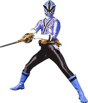 power rangers samurai blue ranger | Ranger Explosive News ...