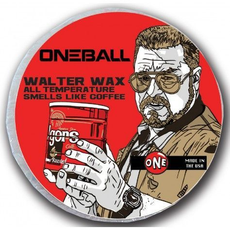 ONEBALL Walter All Temperature Wax (130g)