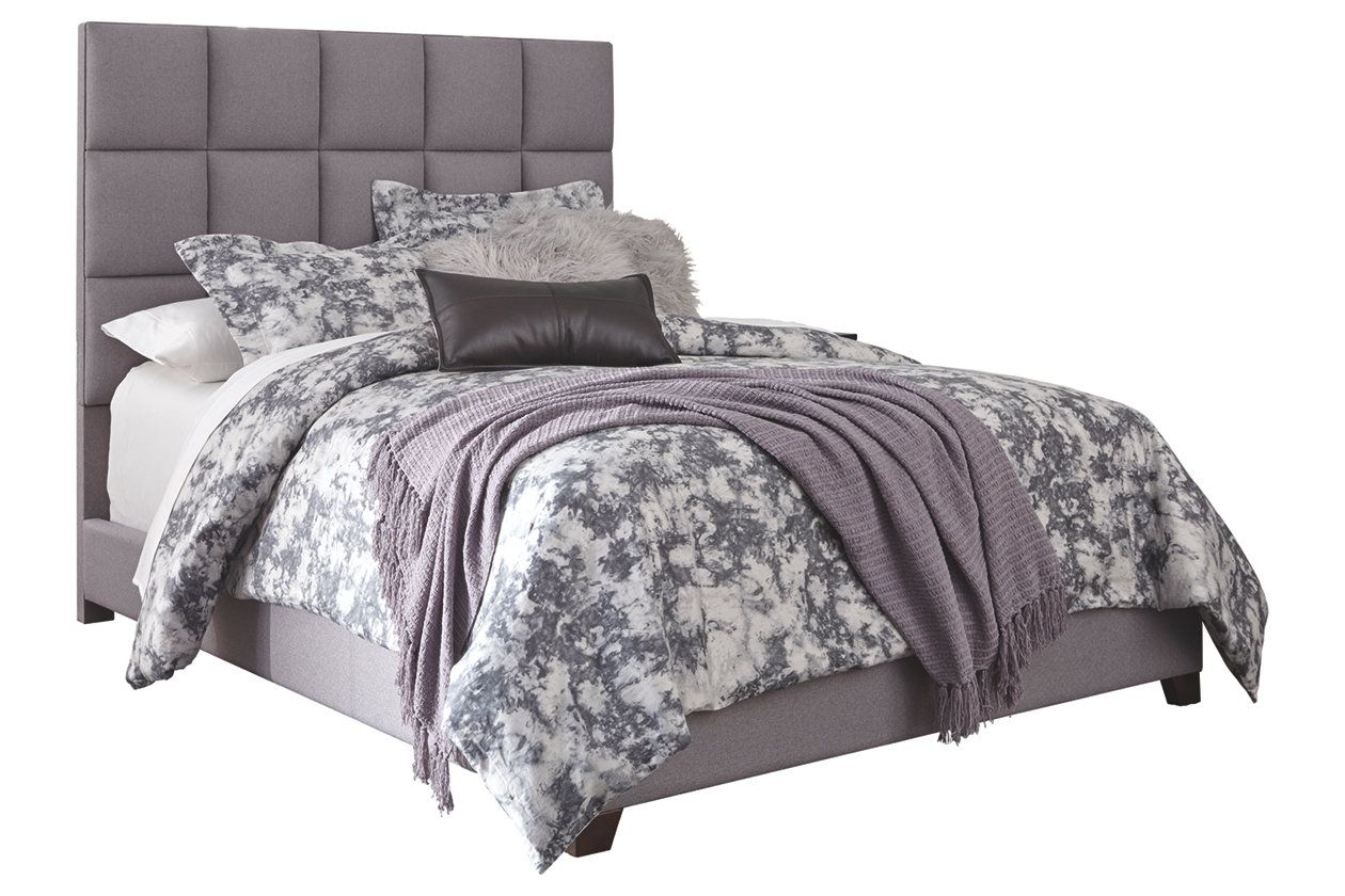 Dolante Queen Upholstered Bed Ashley Furniture HomeStore