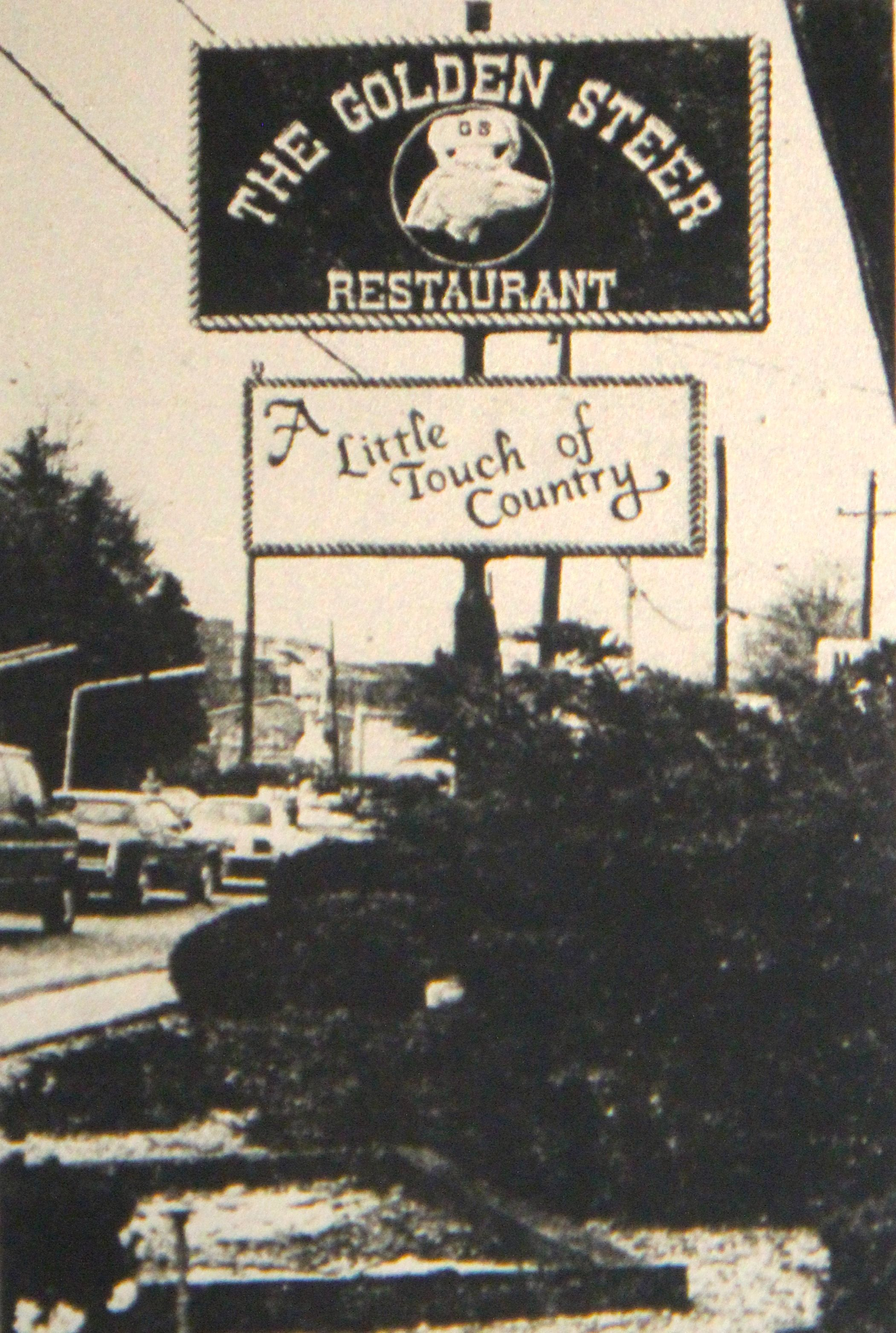 The Golden Steer in Hawthorne NJ   Photo from 1983