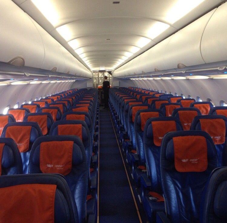 Aeroflot Airbus A320 interior   Airplanes   Pinterest   Airplane ...