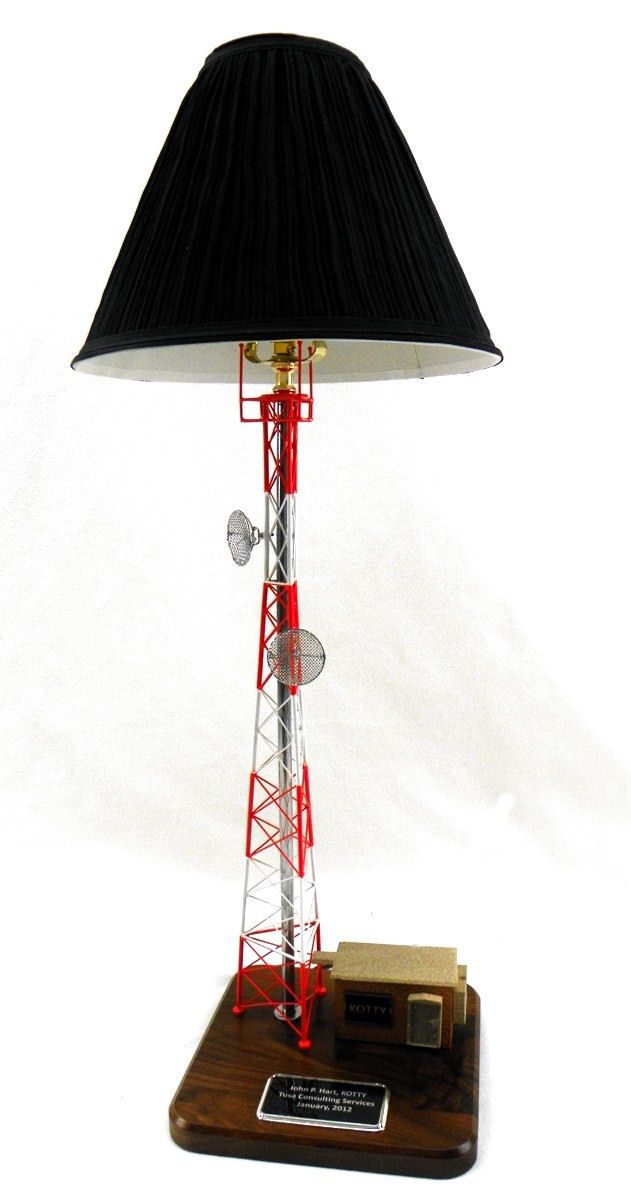 Self Support Tower Lamp Gift for Telecommunications