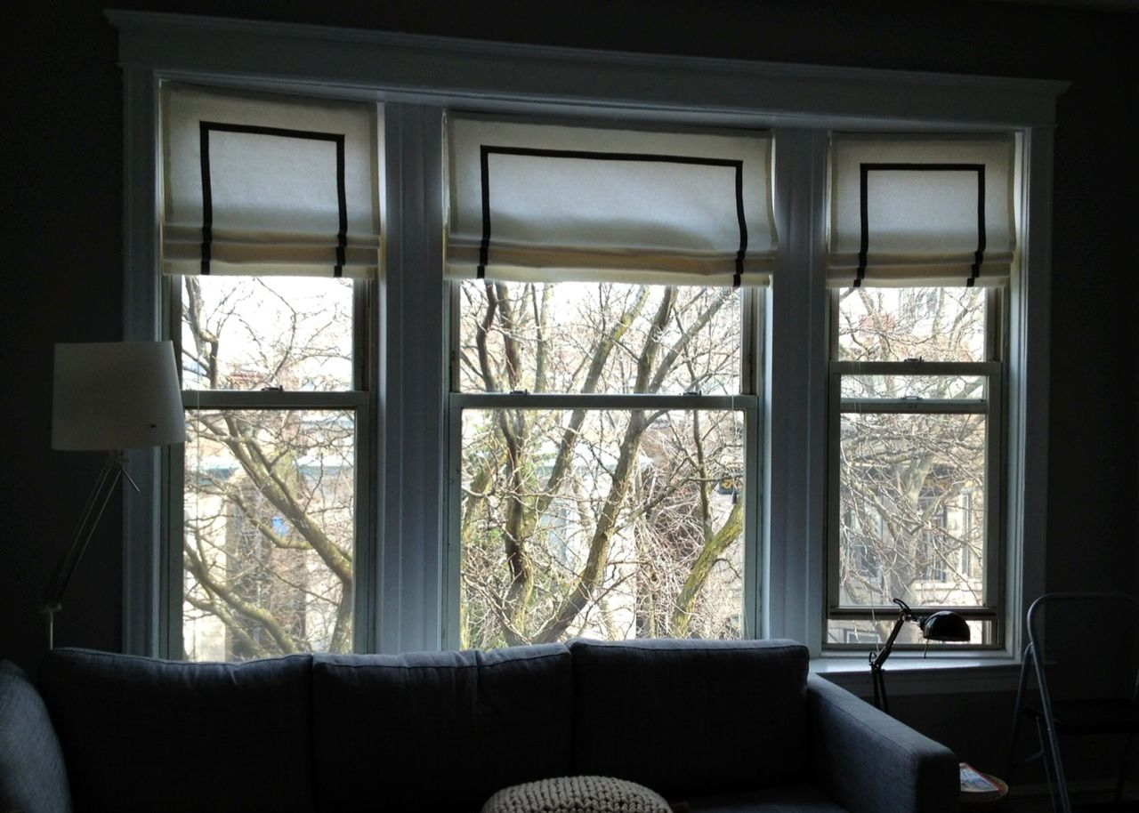 After Photo Of Living Room Bay Window