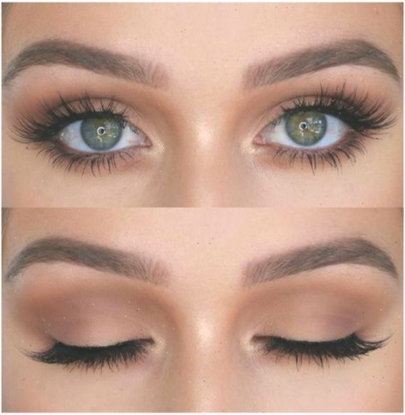 Eye Makeup For Green Eyes Makeup Looks For Green Eyes Makeup Simplemakeup Makeup For Green Eyes Makeup Looks For Green Eyes Natural Eye Makeup