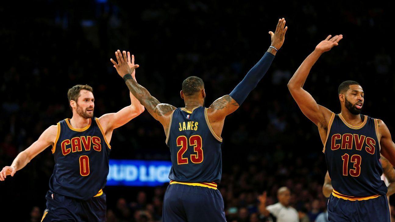 LeBron James Nothing certain about injuryhit Cleveland