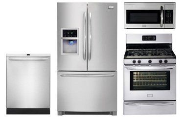 Frigidaire Gallery Appliance Package Frigidaire Gallery Series Stainless Steel Applia Stainless Steel Appliance Package Frigidaire Gallery Appliance Packages