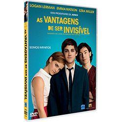 Dvd As Vantagens De Ser Invisivel No Submarino Com As Vantagens De Ser Invisivel Dylan Mcdermott Logan Lerman