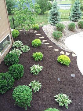 Miscellaneous Landscape Kansas City All By Design Landscaping Llc Front Yard Garden Design Garden Yard Ideas Mulch Landscaping