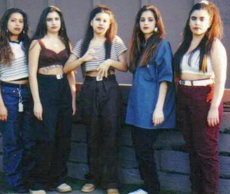 Many latina teens gang consider