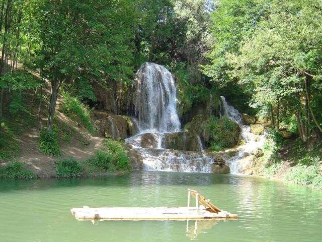3. Lúčanský vodopád