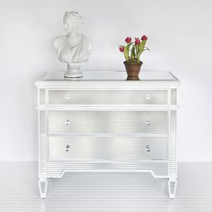 At Www Matthewizzo Worlds Away Cary White Mirrored Chest Email Me
