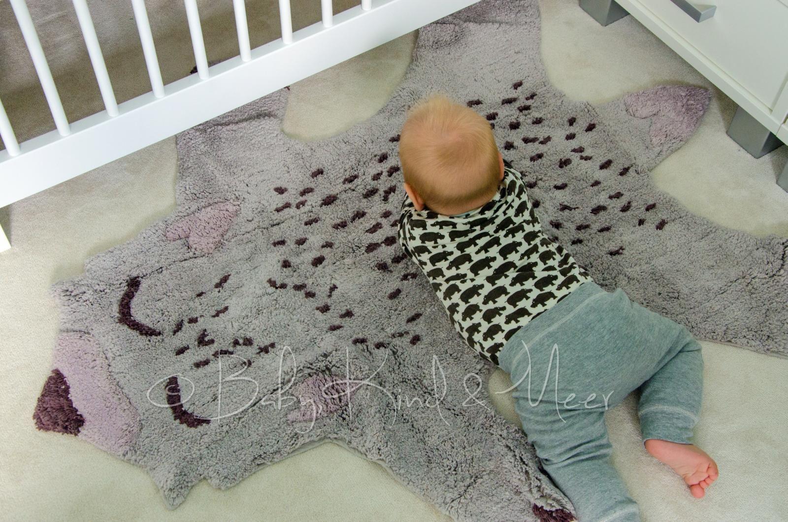 Bébé & little fox!  Nattiot- créateur de tapis enfant