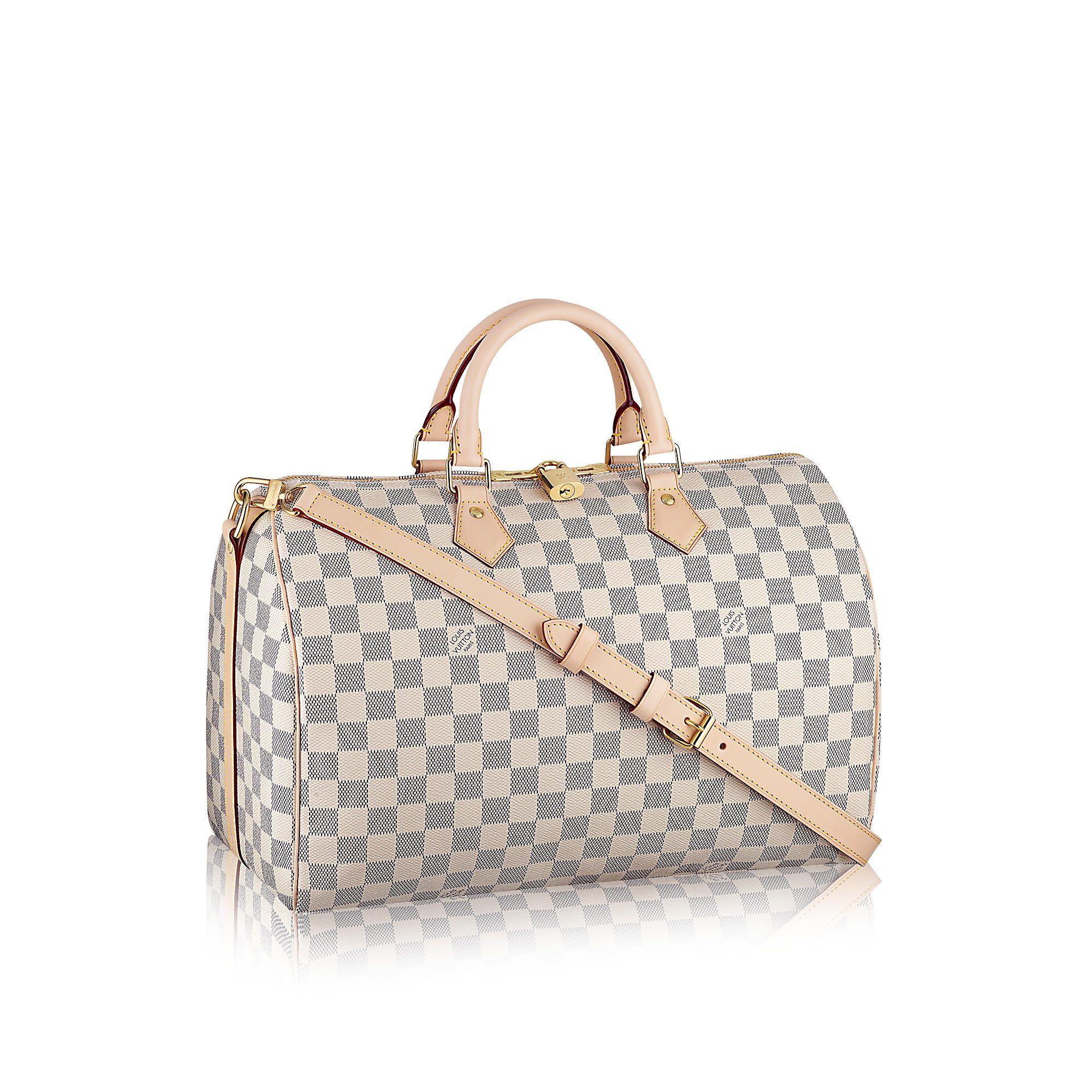 cc5b54ae09c Discover Louis Vuitton Speedy Bandoulière 35 via Louis Vuitton ...