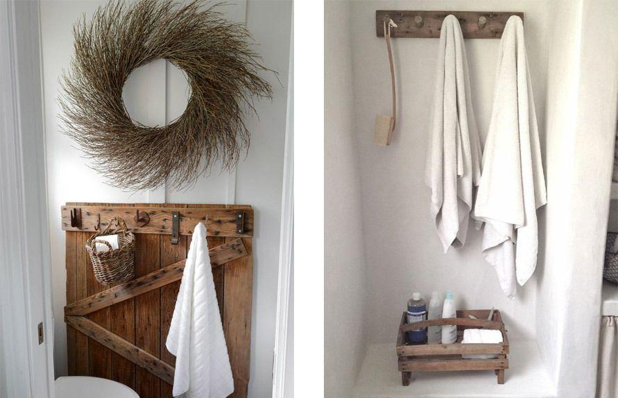 Tips imprescindibles para baños rústicos perfectos Baños rústicos
