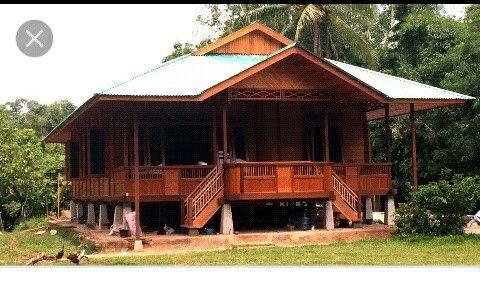 Rekabentuk Rumah Kayu