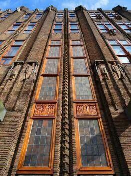 Art Deco Den Haag.Art Deco De Bijenkorf Wagenstraat 32 2512 Ax Den Haag