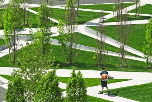 Gh3 Scholars Green Park 12 Large Landscape Architecture Design Modern Landscape Design Park Landscape