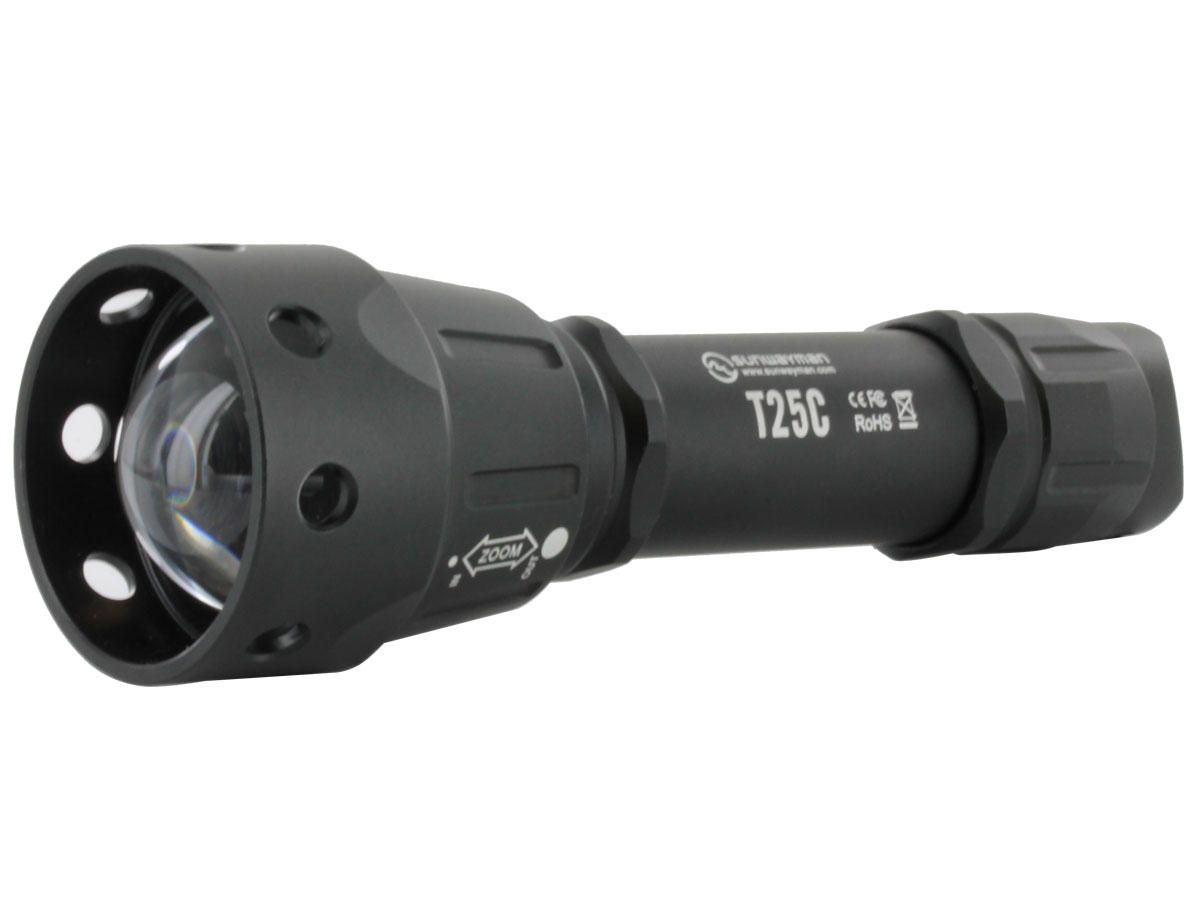Klarus H1A Rechargeable Headlamp 550 Lumens CREE XP-L V6 LED Battery Included