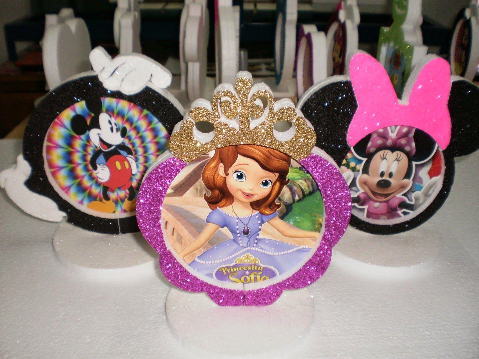 2eec79734 adorno para torta - Buscar con Google | letras | Character, Disney ...