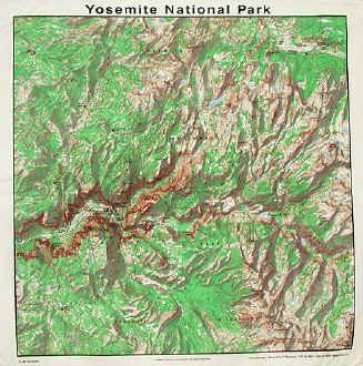 Yosemite National Park Topographic Map Bandana - cool:) | Topography on culture of yosemite, political map of yosemite, weather map of yosemite, physical map of yosemite, topo map of yosemite, road map of yosemite, state map of yosemite, geological map of yosemite, climate of yosemite, geography of yosemite,