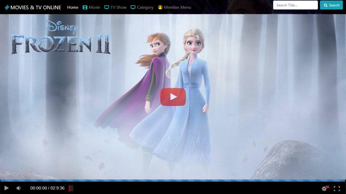 Mega Pelis Frozen 2 Pelicula Completa Home Movies Movie Tv Movies